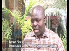 Embedded thumbnail for DRIVING AFRICAN FISHERIES : Samson Abura - Director of ICT